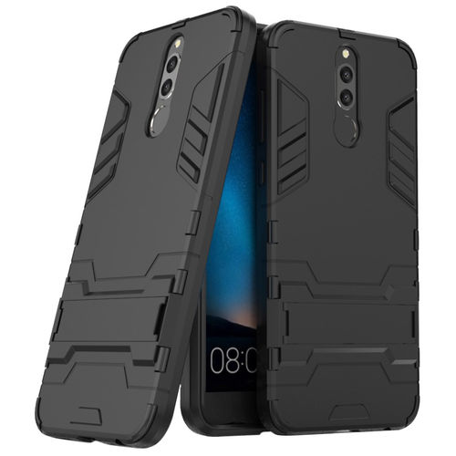 Slim Armour Tough Shockproof Case for Huawei Nova 2i - Black